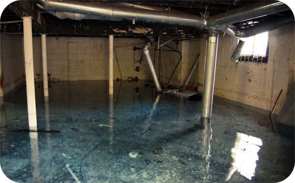A basement drainage system is an efficient way to control rainwater penetration through foundation walls and to prevent moisture and condensation problems ... & Basement Drainage u2013 Top Gun Restoration